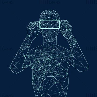 شخصيات الواقع الافتراضي للعلوم والتكنولوجيا