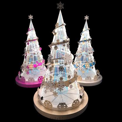 نموذج شجرة عيد الميلاد 3D
