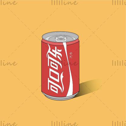كوكا كولا ناقلات المعلبة