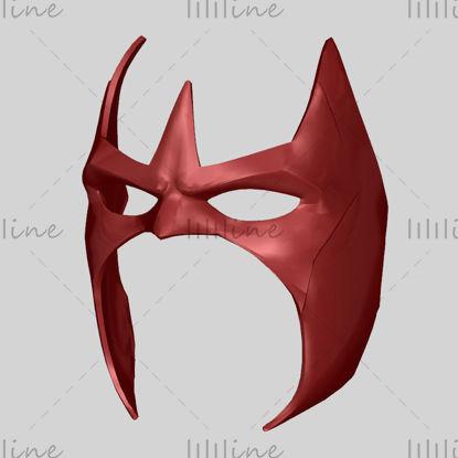 Nightwing Mask modelo 3D listo para imprimir